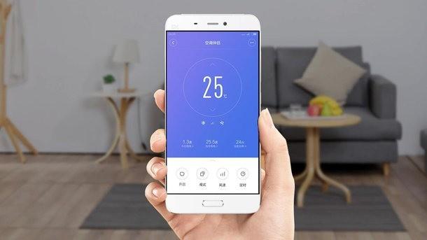 Китайская компания Xiaomi представила интеллектуальный климат-контроллер для дома