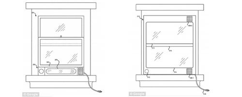 Прозрачный дизайн кондиционера Google может сделать оконные кондиционеры более удобными
