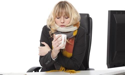 Бесконечная борьба за комфортную температуру в офисе