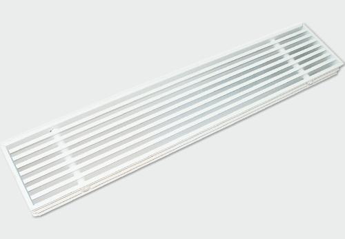 Вентиляційні решітки