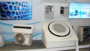 Домашні кондиціонери як витвір мистецтва, рік теплового насосу, енергозберігаючі технології та новинки вентиляційної сфери. В Києві відбулась виставка Aquatherm 2019
